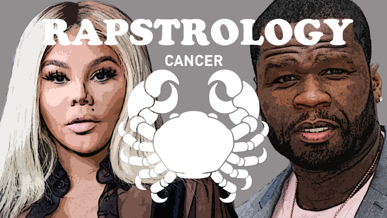 Rapstrology | 50 Cent, Lil' Kim and the Cancerian art of commanding