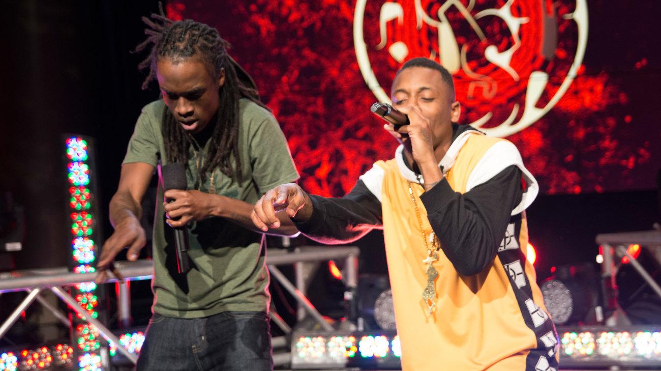 Stream: Audio Push deliver 2018's first rap double album