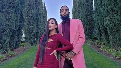 Nipsey Hussle and Lauren London open up about relationship in 'GQ
