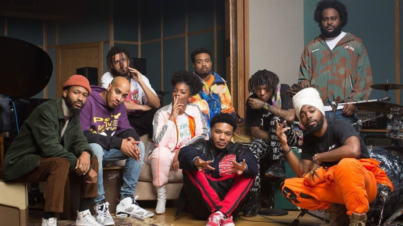 The untold stories and unreleased songs from Dreamville's 'Revenge