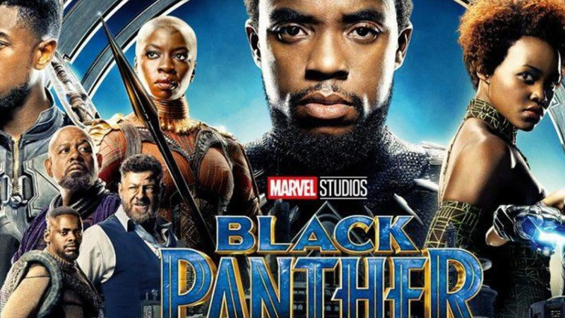 Black Panther' becomes first superhero movie ever nominated