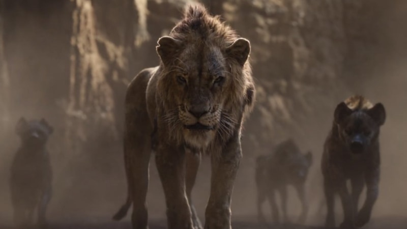 Disney Drops First Official Trailer For The Lion King And Its