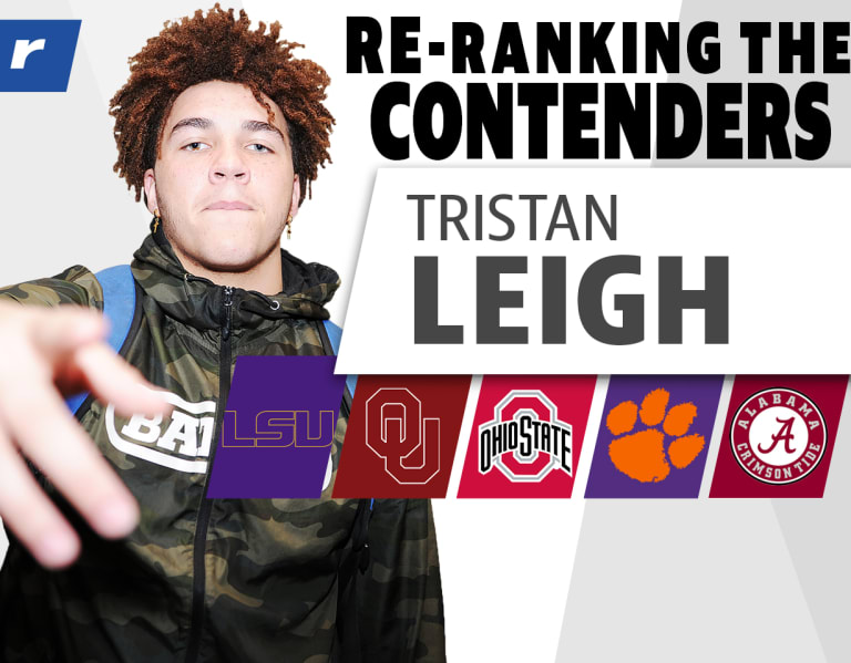 Photo of Re-Ranking the Contenders: Tristan Leigh