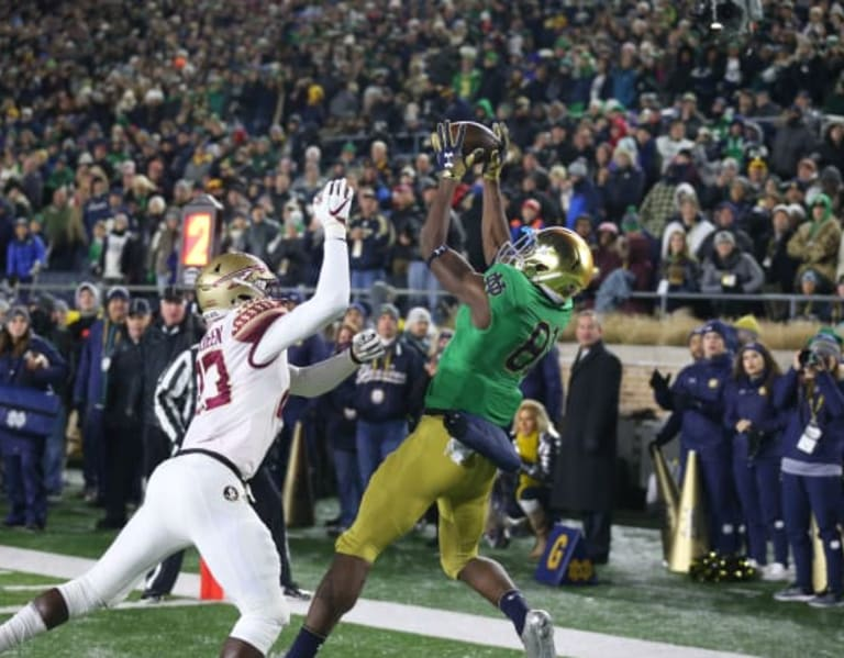 notre dame football schedule - photo #30