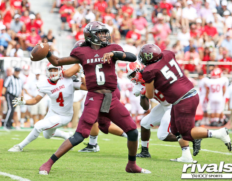 Rivals.com - Take Two: Will Emory Jones stick with Ohio ...