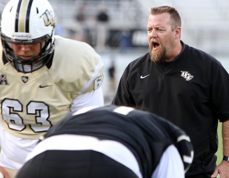 UCFSports - Getting to know UCF strength coach Zach Duval