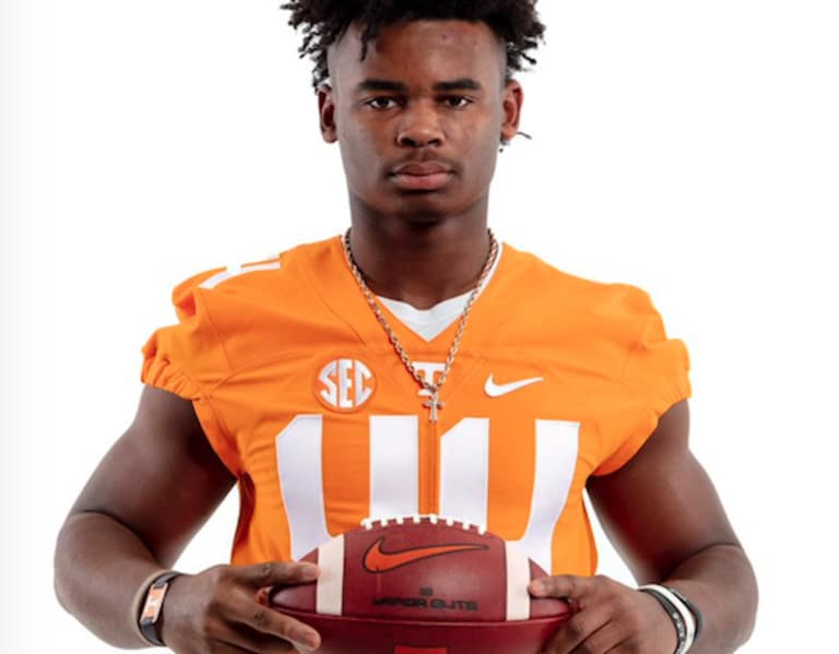 VolQuest.com - Local RB standout Tee Hodge talks Tennessee's 'top tier' staff