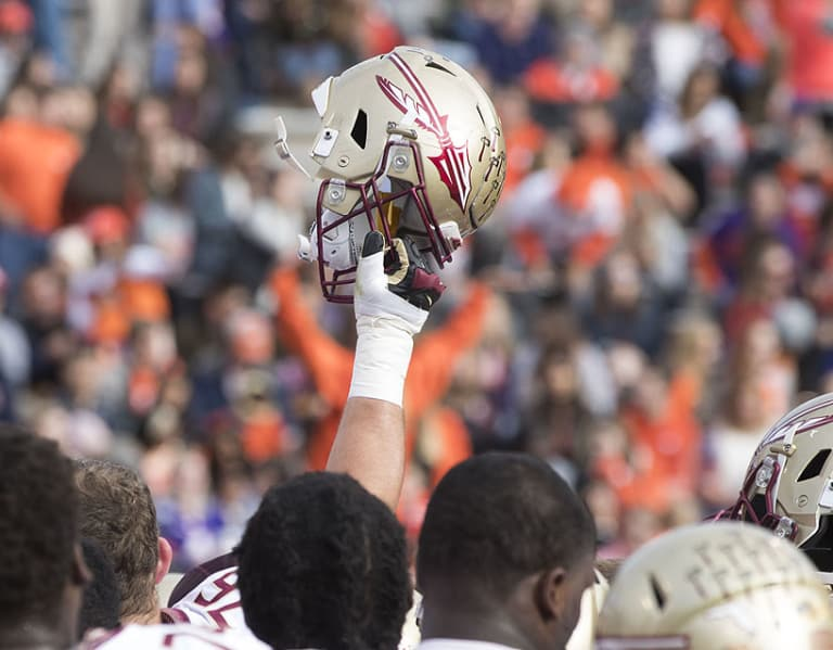graphic about Fsu Football Schedule Printable identified as Warchant - Florida Says 2018 soccer agenda, kickoff