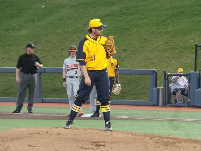 Inman, Doanes lead WVU over Oklahoma State 10-7