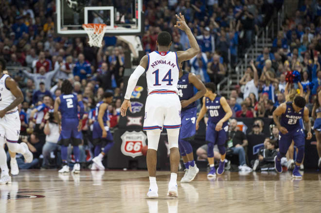Sunflower Showdown: KU, K-State face off Friday at Big 12 tournament