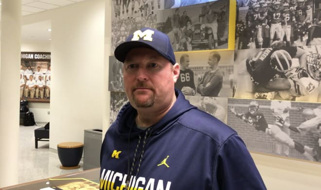 Offensive coordinator Tim Drevno said Peters maintained an even keel in his first game action.