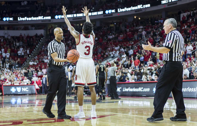 Thewolfpacker Com Nc State Syracuse Could Both Rely On Zone Defenses