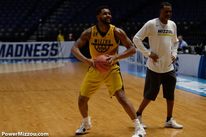 Porter family expects big things in Mizzou's tournament opener