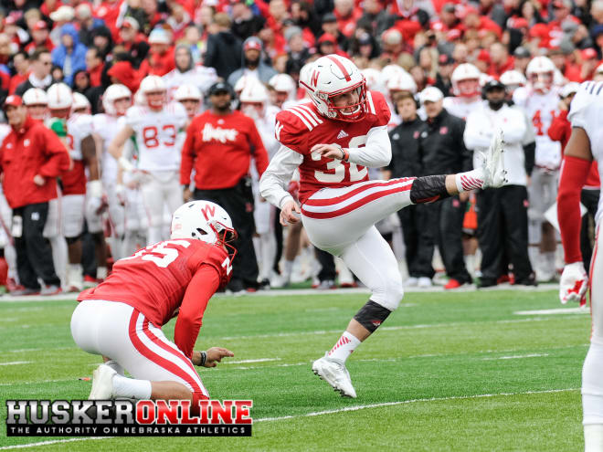 If Barret Pickering is forced to miss a second straight game due to injury, Nebraska will have some big decisions to make at kicker on Saturday.