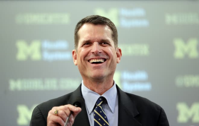 Thewolverine Com Dave Wannstedt Thinks Jim Harbaugh Will Be At