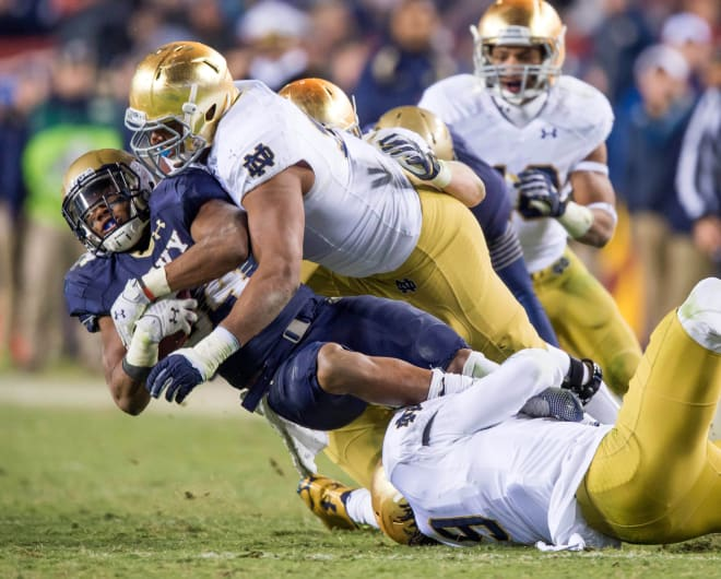 Notre Dame Football's 46-Year Home Sellout Streak Expected to End Saturday