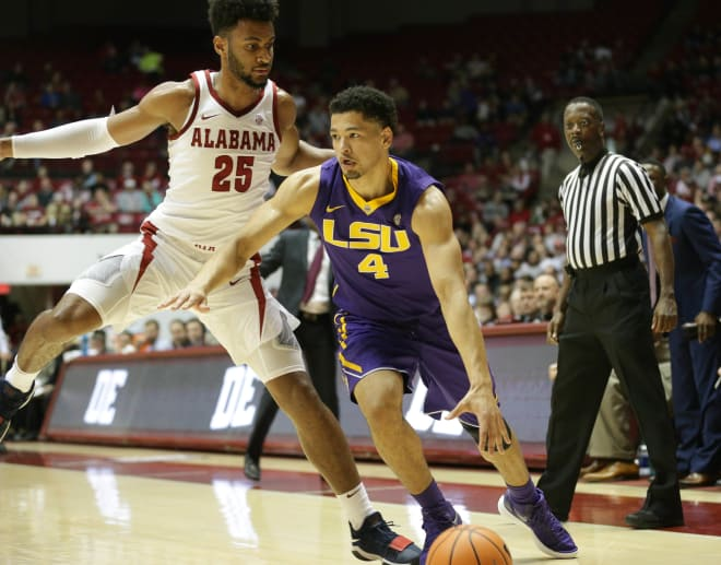 Alabama basketball looking to avoid letdown against LSU