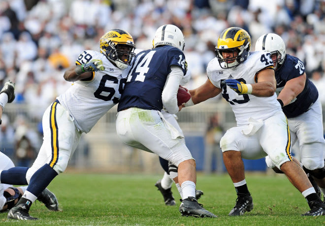 innovative design a5c68 03691 TheWolverine - Michigan Football: Willie Henry Ready For The NFL