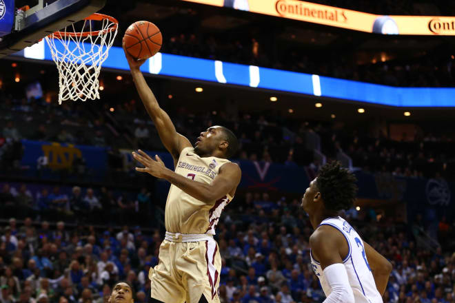 Schoffel: Some good, some bad ... FSU's NCAA tourney draw is mixed bag