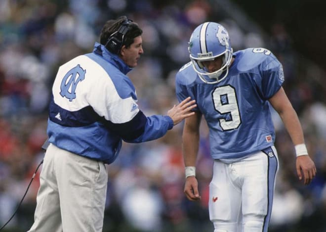 Stanicek led Brown's first 10-win team at UNC.