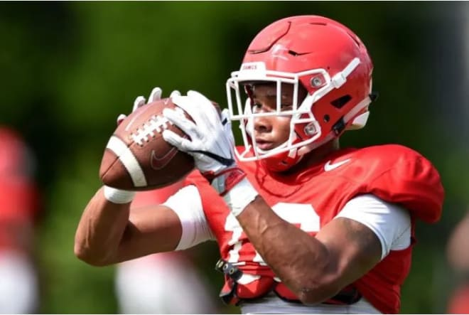 Demetris Robertson expects having a year in Georgia's system will pay off this fall.