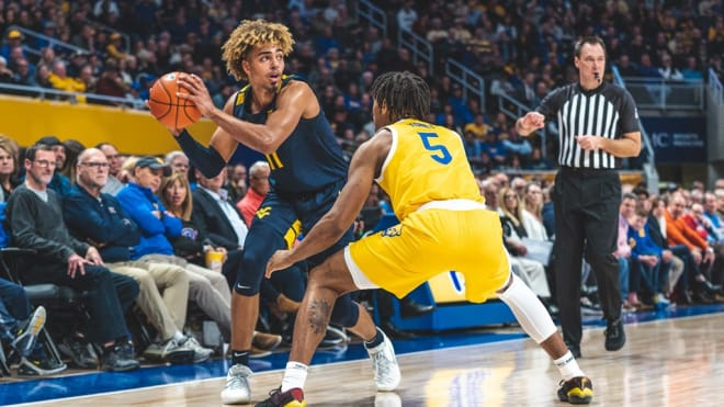 The West Virginia Mountaineers basketball program would like to continue to play Pittsburgh.