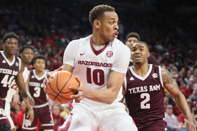 Kentucky beats Arkansas, Kevin Knox puts up 23 - Recap, Box score
