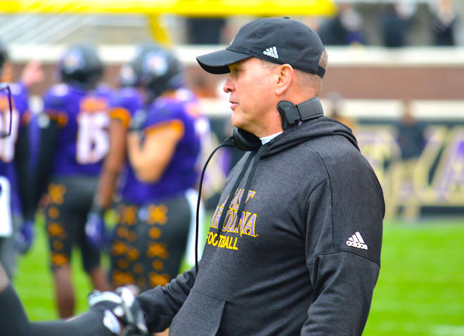 ECU head coach Mike Houston breaks down the very latest on the Coronavirus situation and how it affects the football program.