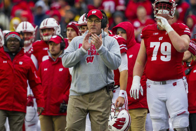 Wisconsin is a unanimous favorite to win the Big Ten West.