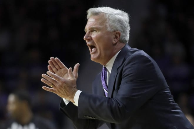 Kansas State head coach Bruce Weber's Wildcats have agreed to a series with the Nebraska Cornhuskers.