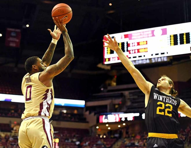 Phil Cofer scored a season-high 14 points to help lead FSU to an 87-76 win on Tuesday.