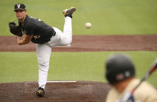 Lefty Jackson Gillis figures to be at Vanderbilt through 2019.