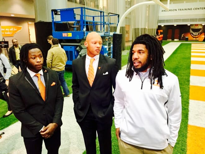 Alvin Kamara, Josh Dobbs & Jalen Reeves-Maybin defended the UT culture while Reeves-Maybin said he had no knowledge of an alleged attack on Drae Bowles.