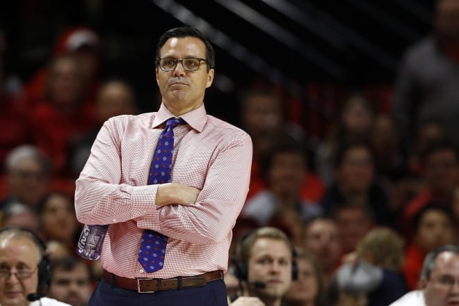Nebraska announced that men's basketball head coach Tim Miles had been relieved of his duties after seven seasons in Lincoln.
