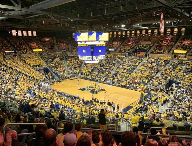 Thewolverine Michigan Basketball Releases Entire Big Ten
