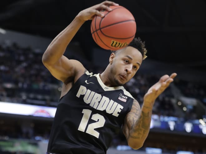 Purdue Rolls Over Badgers