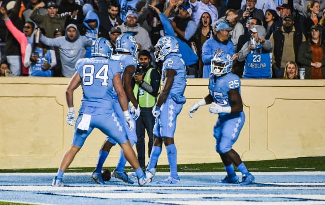 With three games left, the Heels are in a bye week and gearing up for the final push to reach a few of their goals.