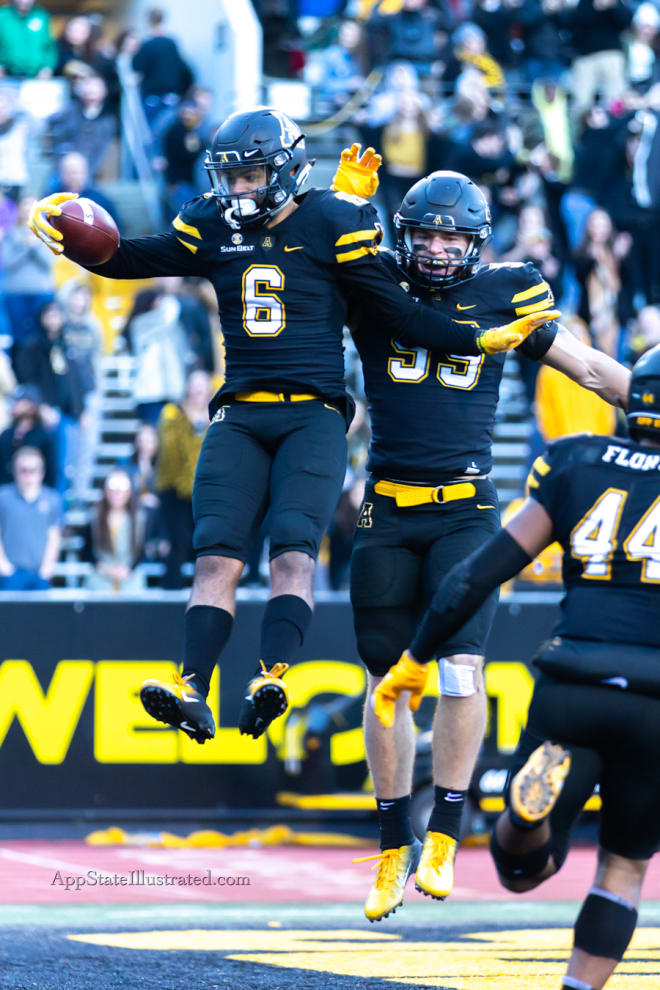 5 Takeaways From App State's 45-17 Win Over Georgia State