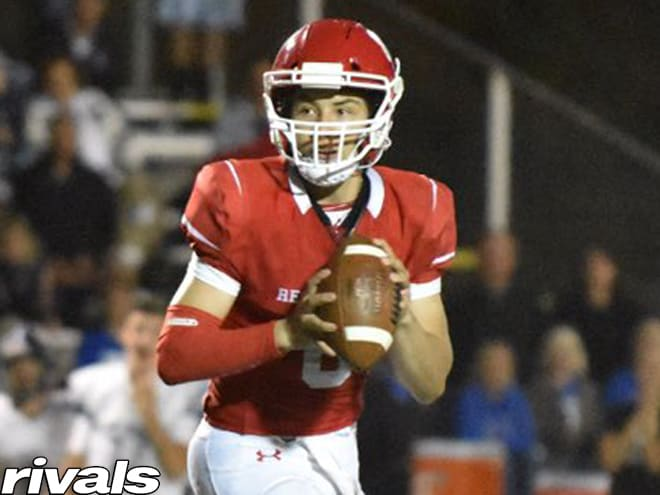 Four-star QB Nicco Marchiol is definitely one to watch in 2022.