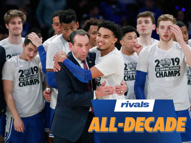 Basketball Recruiting  -  All-Decade: What to expect in the 2020s?