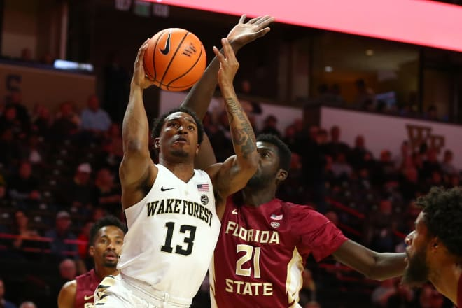 Florida State suffered a brutal 76-72 loss at Wake Forest on Wednesday night.