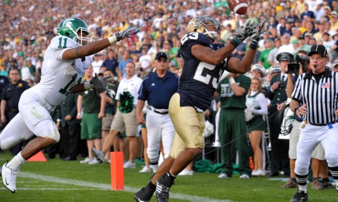 Notre Dame Fighting Irish Football S Best Recruits From The State Of Tennessee