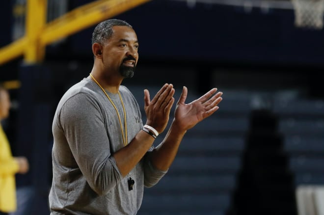 Juwan Howard and Michigan look to end a three-game losing streak Saturday vs. Illinois.