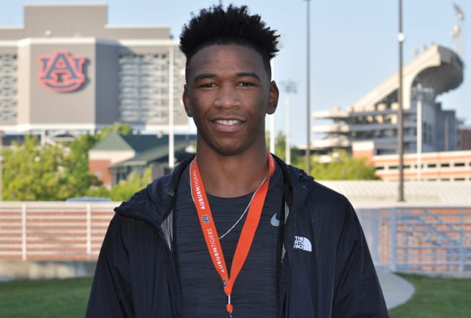 4-star 2019 athlete Jaylin Simpson commits to Auburn