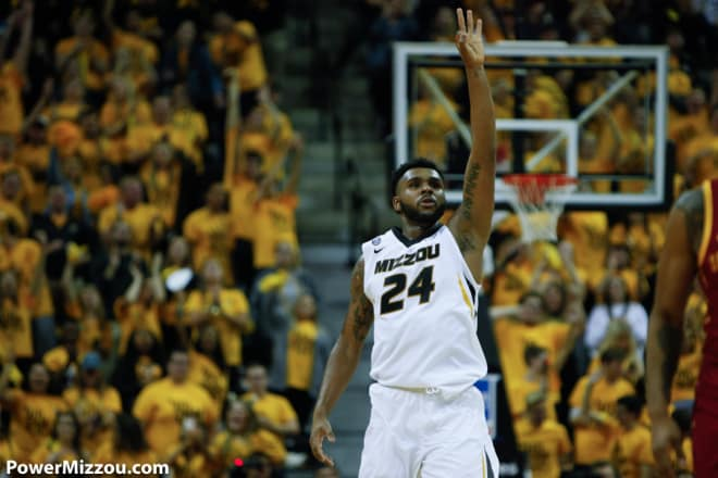 Mizzou hoops' crushes Wagner without Porter Jr