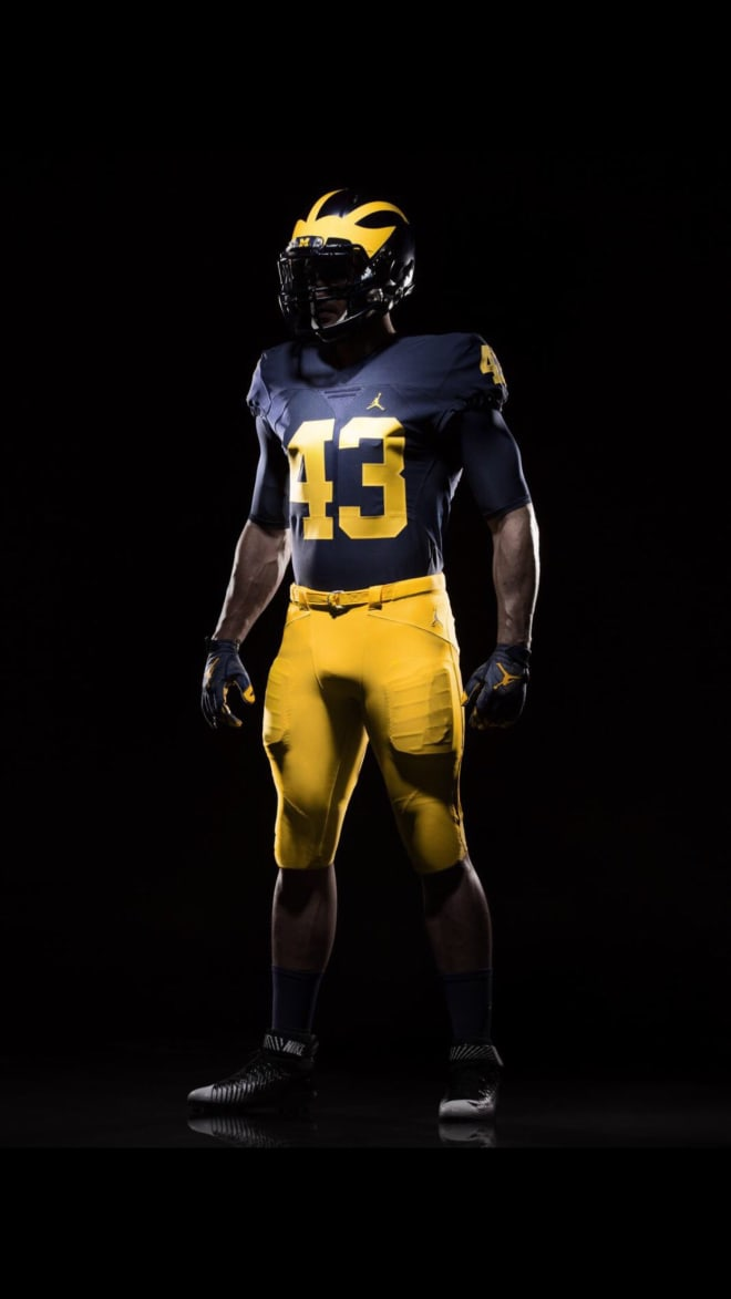 4263afbfb94 TheWolverine - What Has Changed With Michigan's Jordan Jerseys?
