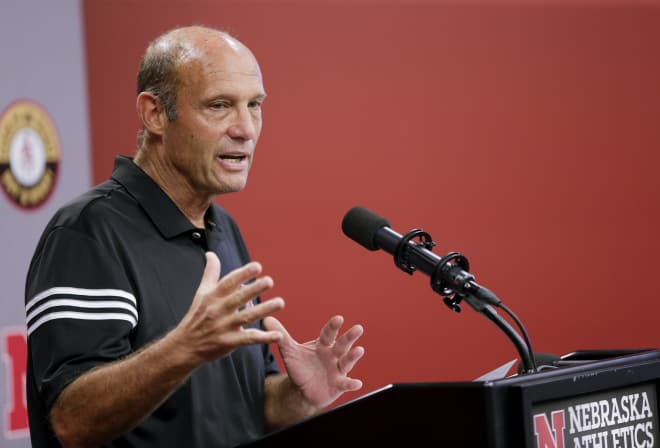 Nebraska head coach Mike Riley said Nebraska was as ready as ever to get the season underway this week.