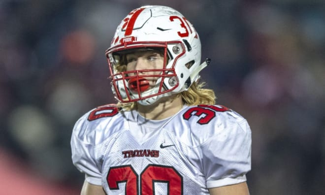 TheHoosier - Center Grove RB Carson Steele eager for comeback in 2020