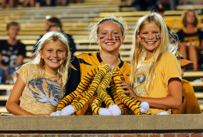 Gabe D'Armond is so negative. Look at these happy Mizzou fans. You'd never know anyone in Columbia was happy if you just listened to Gabe.
