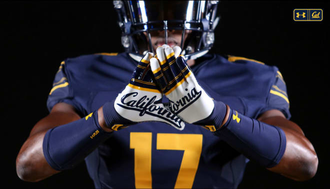 new styles bc894 57f52 GoldenBearReport - Cal and Under Armour Release Home and ...